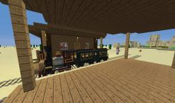 RailRoad-Trasa Kolejowa (Work in Progress-W budowie) Minecraft Project