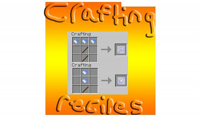 Crafting Recipes