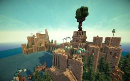 The Kingsland Court (Jsmith or Conquest recommended) Minecraft
