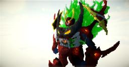 GURREN LAGANN Minecraft Project