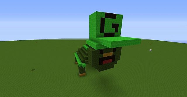 The G Turtle Minecraft Project