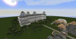 Classic Manor Minecraft Map & Project