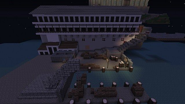 Black 2 Mob Of The Dead Minecraft Project