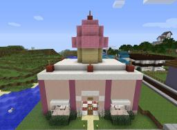 Sweet Stuff Bakery Minecraft Map & Project