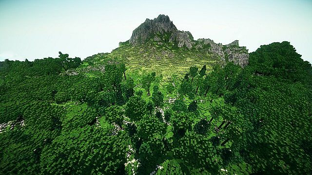 Ultra Realistic Terrain + [ Download ]