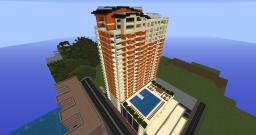 Seviat-City - Ashton Hotel Minecraft Map & Project