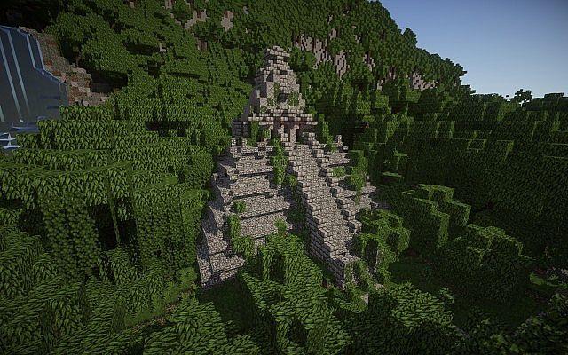 Mayan Pyramid Venom Contest Entry Minecraft Project