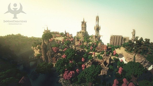 minecraft castle schematics html with Inminecreations Medieval Fantasy Build Pack on Evil Tower Of Ominousness besides Tardis World Save Schematic in addition Sandstone Masion together with Asgard 2046024 furthermore Little Medieval Ideas.