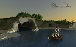 Rhean Isles - The Forgotten Isle Minecraft