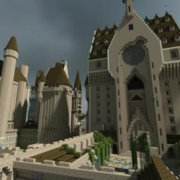 [Hogwarts]The Wizarding World Of Harry Potter![Upcoming Roleplaying server] Minecraft Project