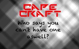 CapeCraft Minecraft Mod
