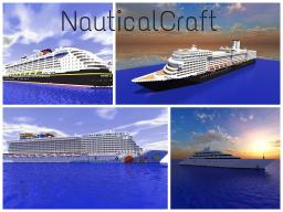 NauticalCraft [PlotWorld] [Hunger Games]  [Cruise Ships] [Ports] [Airplanes] [Land, Sea, and Air] Minecraft Server