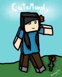 Seraphenna Nightstone Comic Book Minecraft Blog