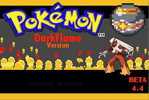 pokemon dark flame gba rom download for android
