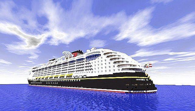 NauticalCraft PlotWorld Hunger Games Cruise Ships Ports - Cruise ship building games