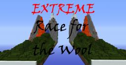 Extreme Race for the Wool Minecraft Project