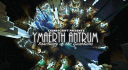 Ymaernth Antrum - Sanctuary of the Guardians [Caved In Entry] Minecraft Map & Project