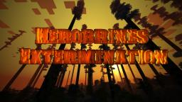 [1.6.4 Forge 9.11.0 Herobrine's Extermination ALPHA 1.1.0 | Magma Lands is now on progress! Minecraft Mod