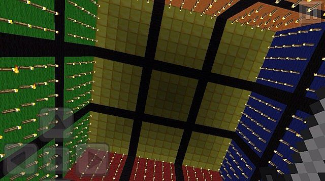 Inside the Rubiks Cube
