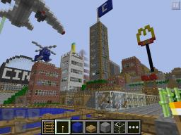 Yay - your curiosity to explore will never end Minecraft Map & Project