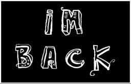 I'm Back Minecraft Blog Post