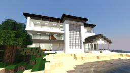 Modern House #2 With Video and Download Minecraft Map & Project