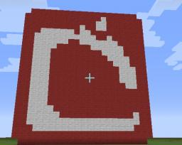 Mojang Logo Minecraft Map & Project