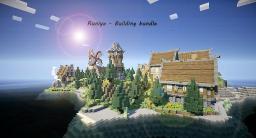 Runiya building bundle Minecraft Project