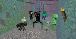 'Party in dah cave' Minecraft Animation Picture Minecraft Blog