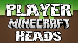 The Ultimate Player Head Database [MAP MAKING TOOL] Minecraft