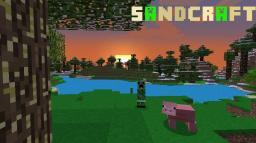 SandCraft Minecraft Texture Pack