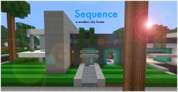 Sequence | a modern city home Minecraft Project