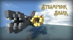 Razor - The steampunk shark Minecraft Map & Project