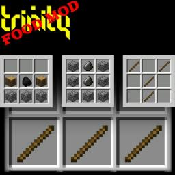 BTG Food Mod Minecraft Mod