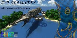 The Sky Maiden [Download] Minecraft Map & Project