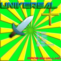 [Forge] Universal MOD v.0.45 ALPHA [1.4.6/7] Minecraft Mod