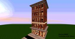 Victorian Style Hotel Minecraft Project