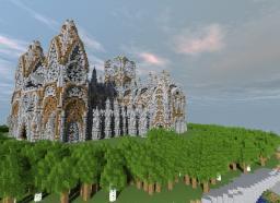 Cathedral Vivaldi Minecraft