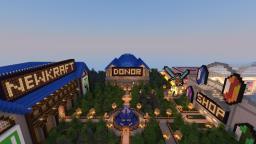 .:Newkraft:. a new beginning... [Minigames][Freebuild][Semi-Survival][PVP][Factions][Anti-Grief] Minecraft
