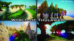 World of Thulawam Minecraft Map & Project