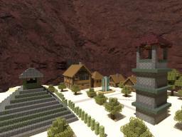 The Forgotten Village Minecraft Project