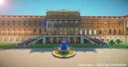 Castle Schönbrunn Minecraft Map & Project