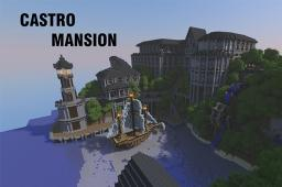 Castro Mansion Minecraft Project