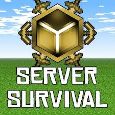 Server Survival (CUT) Minecraft Map & Project