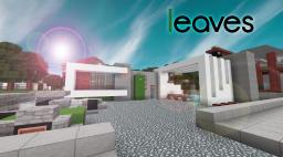 [Modern] Leaves - Luxury Estate Home Minecraft Project