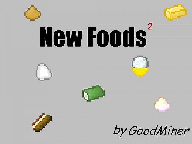 New Foods 2