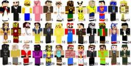 share your fav skins here - BIG CHANGES Minecraft Blog Post