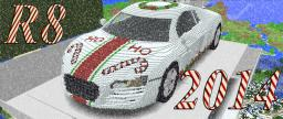 Audi R8 New Years Edition Minecraft Map & Project