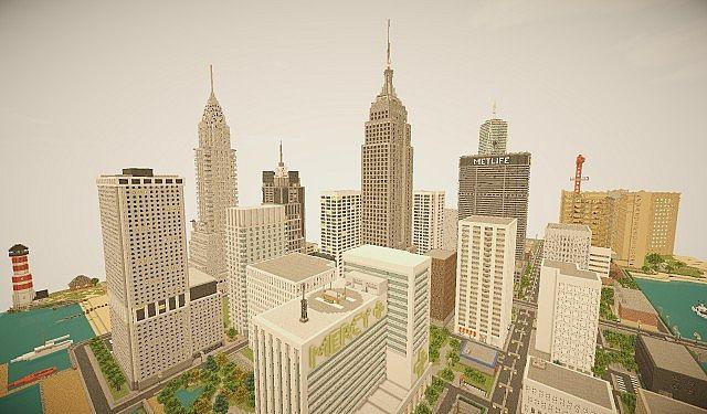 New York Minecraft Map Downloads Teedinguru Com