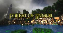 Forest of Enmor || Phyria Minecraft Map & Project